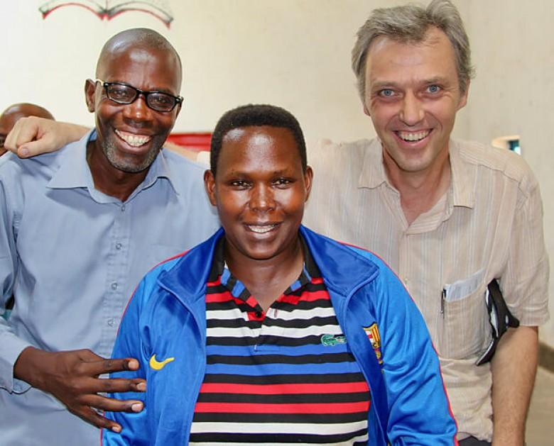 Børneprojektet i Burundi