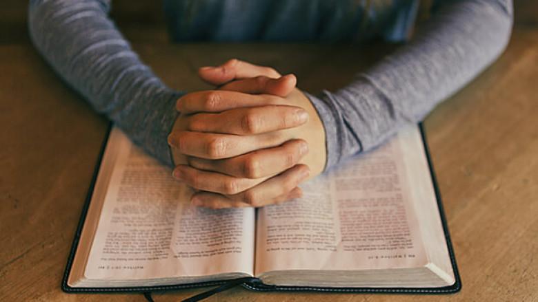 Befriende bøn