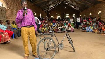 Min kone er ikke længere min cykel!