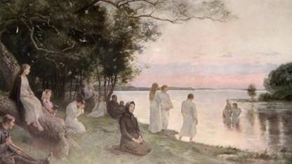 Er danske baptister 'lutherske baptister'?