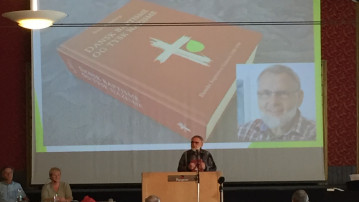 Bent Hyllebergs 'første tykke bog'