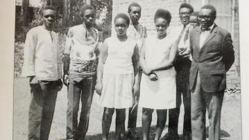1972 #1 og #2 - Burundis glemte folkemord