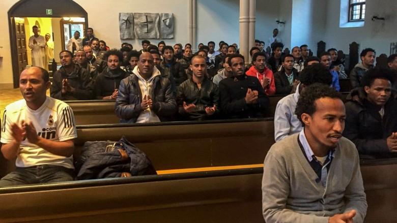 Asylansøgere og dåb