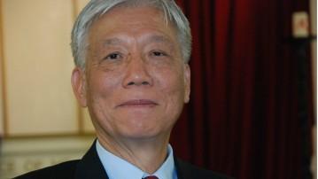 Kinesisk baptistpræst á la Luther King