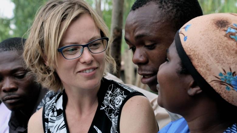 Kvinder i Burundi