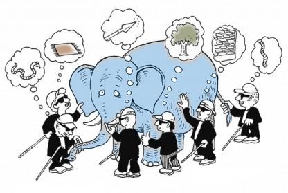 Historie om en elefant