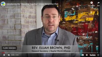 Stå sammen – en global reaktion