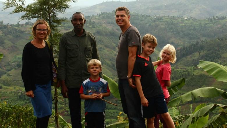 Liv og arbejde i Rwanda og Burundi