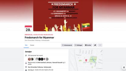 Et hjerte for Myanmar