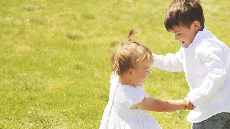 Er ethvert barn mon et Guds barn?