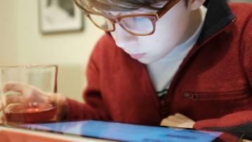Nærvær får man ikke på en iPad