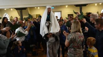 En samtale om spejder – mission – menighed
