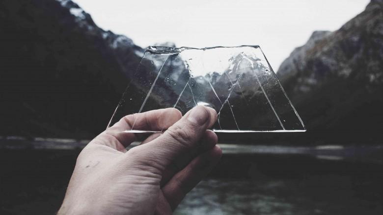 Hvornår har du sidst været gennemsigtig?