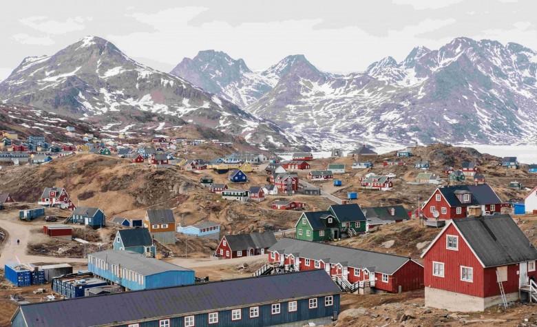 Grønland er ikke til salg
