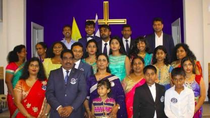 Tamiler vil være internationale