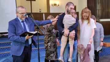 Indsættelse i Købnerkirken