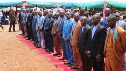Nye præster og nye menigheder
