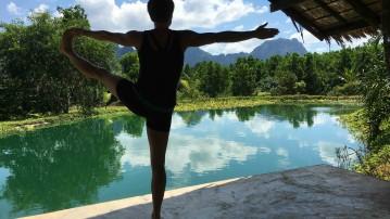 Hvorfor 'kristen yoga'?