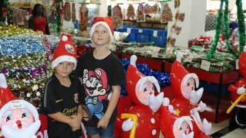 Jul i det fremmede