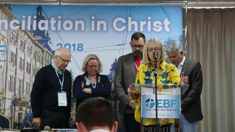 Forligelse i Kristus – i konfliktens tegn