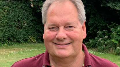 Michael tilbage som præst i BaptistKirken