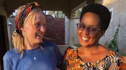 Stol til kvinderne - Interview med Françoise