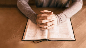 Bøn - en pilgrimsvandring