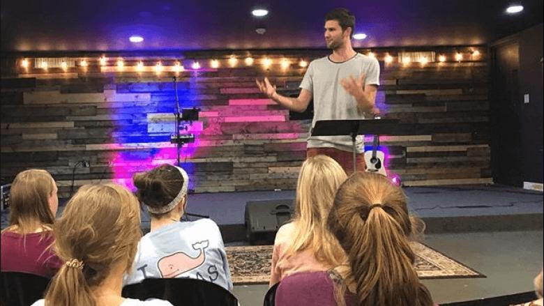 """""""Mit mål er at være som Jesus"""""""