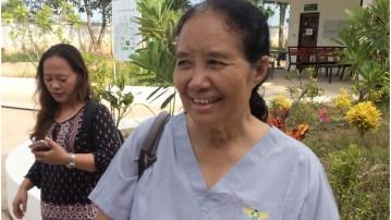 Kvinde, læge og flygtning -og med en stærk vilje