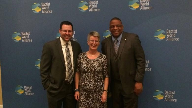 Ny optimisme i Baptist World Alliance