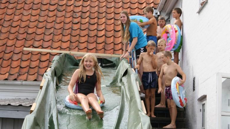 Børn og unge hører til i menigheden