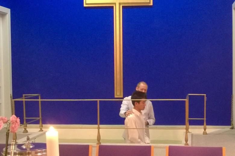 Hvorfor blev du døbt?