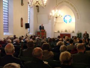 Gudstjeneste i Hjørring Baptistkirke 1