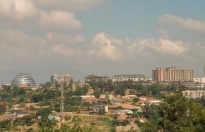 Kigali skyline 2016